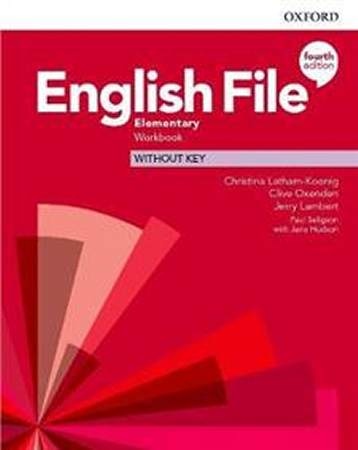 English File Fourth Edition Elementary Zeszyt ćwiczeń