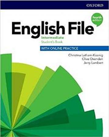 English File Fourth Edition Intermediate Podręcznik (with Online Practice)