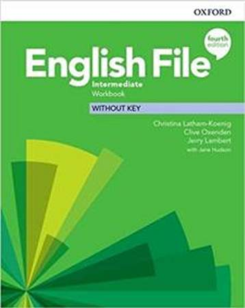 English File Fourth Edition Intermediate Zeszyt ćwiczeń