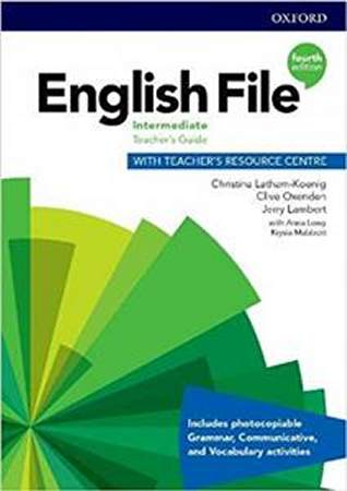 English File Fourth Edition Intermediate Teachers Guide with Teachers Resource Centre