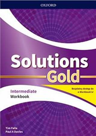 Solutions Gold Intermediate Zeszyt ćwiczeń Pack 2020