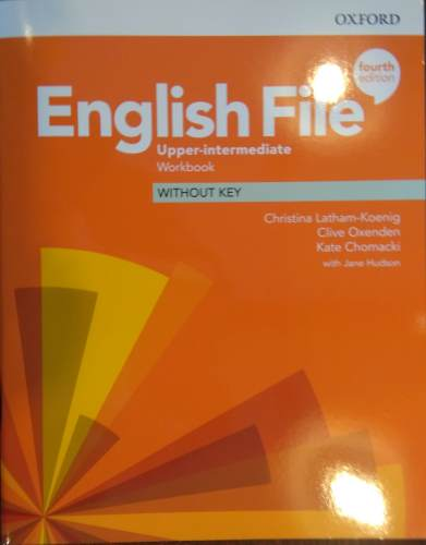 English File Fourth Edition Upper-intermediate Zeszyt ćwiczeń