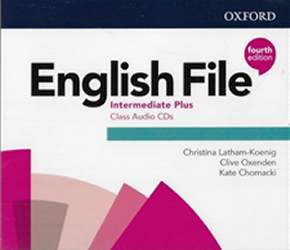 English File Fourth Edition Intermediate Plus Płytki audio CD