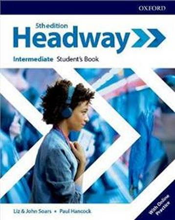 Headway Fifth Edition Intermediate Students Book with Online Practice