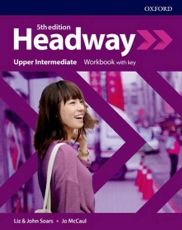Headway Fifth Edition Upper-intermediate Workbook with Key