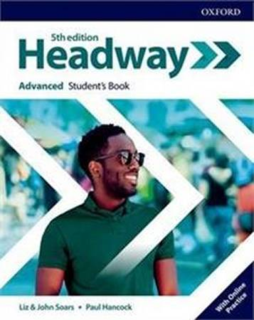 Headway Fifth Edition Advanced Students Book with Online Practice