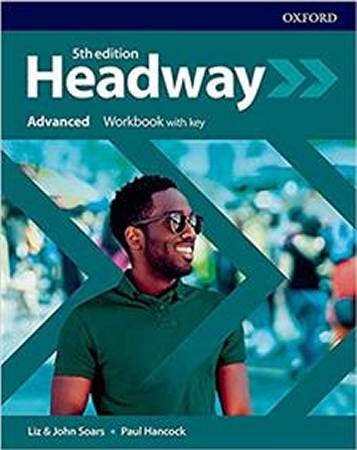 Headway Fifth Edition Advanced Workbook with Key