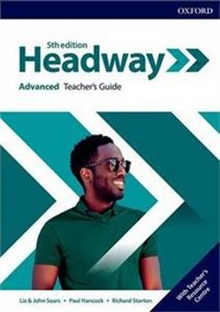 Headway Fifth Edition Advanced Teachers Guide with Teachers Resource Center