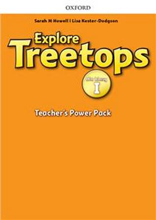 Explore Treetops dla klasy 1 Teachers Power Pack