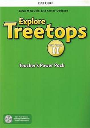 Explore Treetops dla klasy 2 Teachers Power Pack and Classroom Presentation Tool