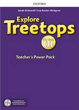 Explore Treetops dla klasy 3 Teachers Power Pack