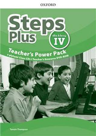 Steps Plus dla klasy 4 Teachers Power Pack