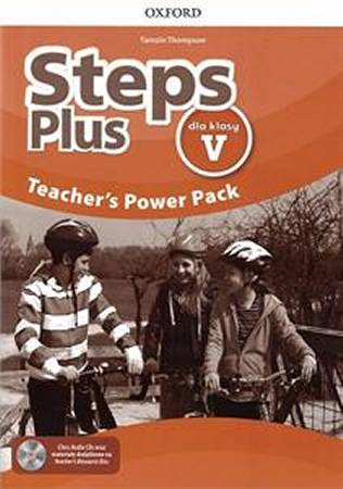 Steps Plus dla klasy 5 Teachers Power Pack