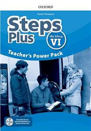 Steps Plus dla klasy 6 Teachers Power Pack