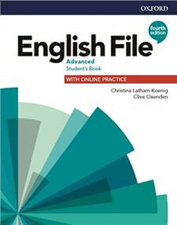 English File Fourth Edition Advanced Podręcznik (with Online Practice)