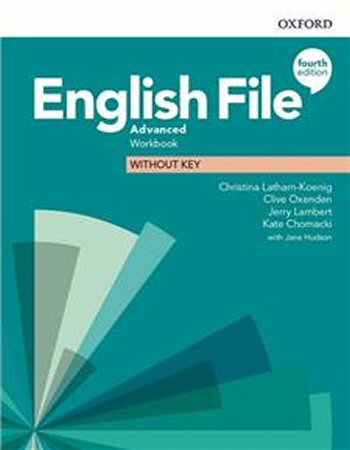 English File Fourth Edition Advanced Zeszyt ćwiczeń