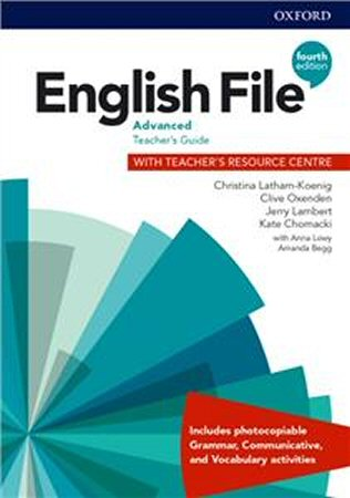English File Fourth Edition Advanced Teachers Guide with Teachers Resource Centre